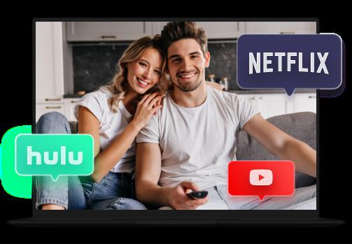 VPN für Streaming